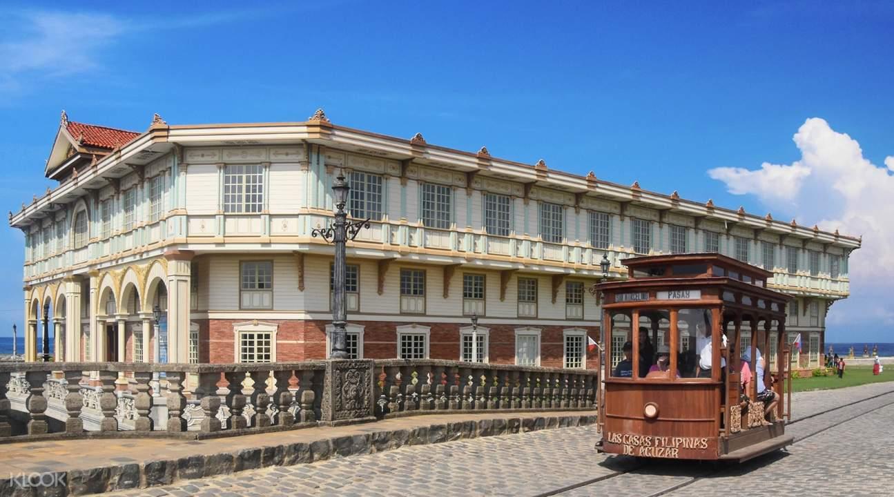 las casas filipinas de acuzar tour bataan