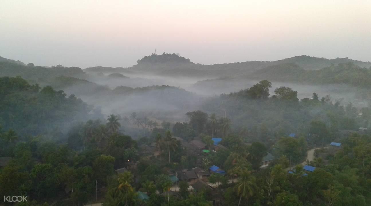 Ngapali Sunrise