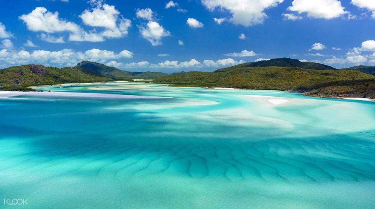 白天堂海灘