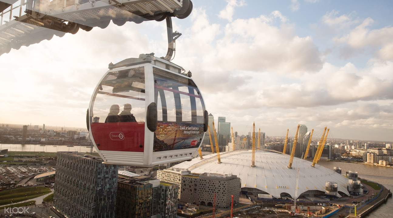 emirates airline cable car tickets
