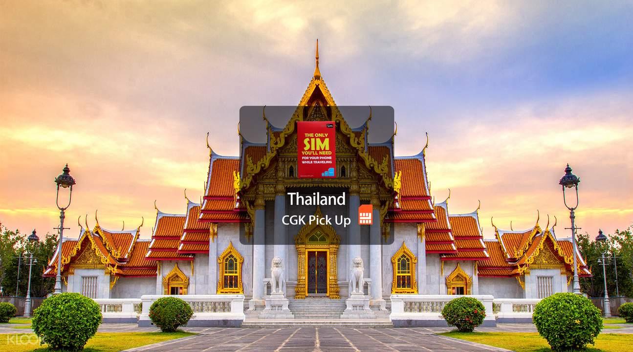 thailand sim card data