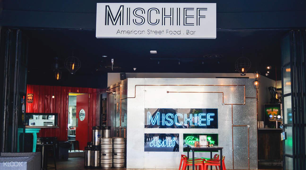 新加坡濱海藝術中心mischief