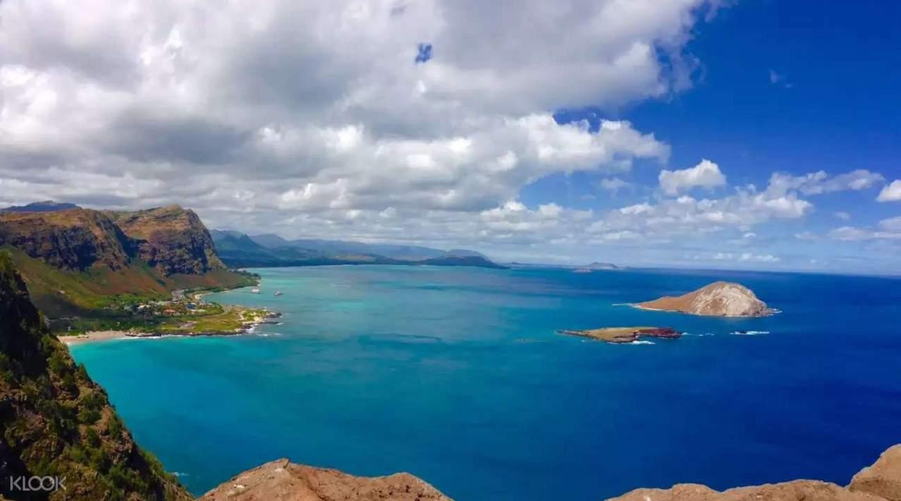 夏威夷欧胡岛北岸环岛一日游
