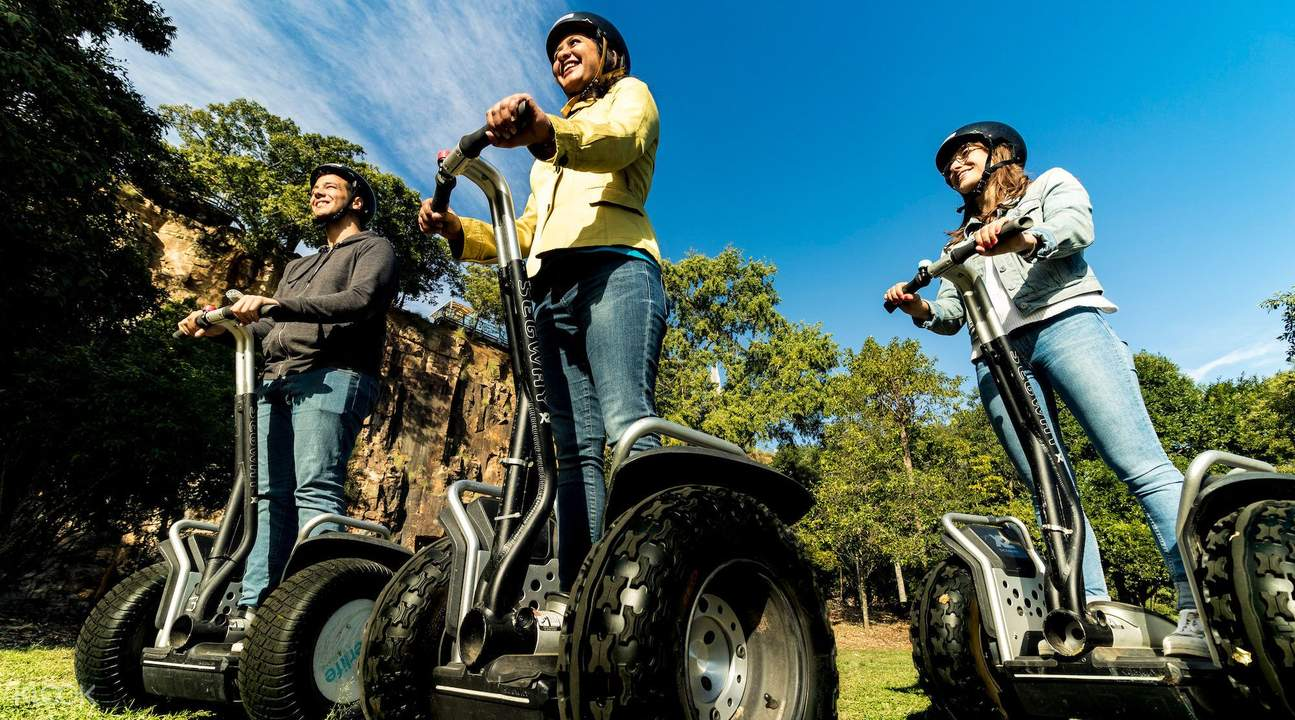 segway tour brisbane