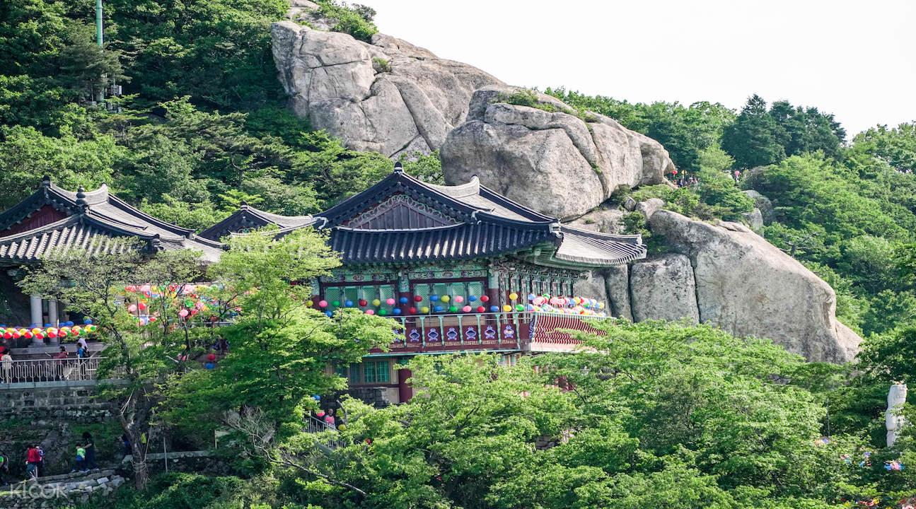 namhae tour, namhae visit korea, namhae from busan, namhae busan, busan to namhae island, boriam temple namhae