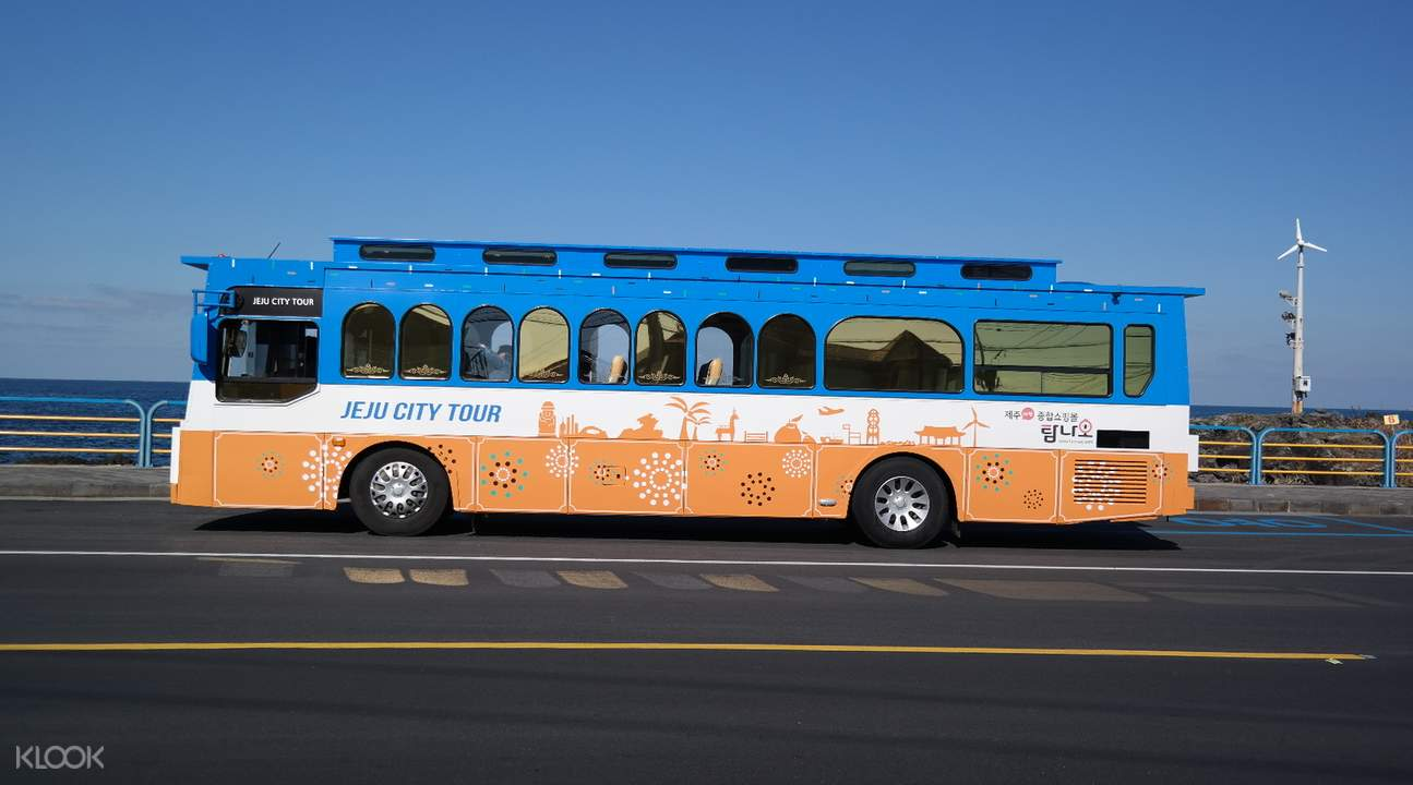 Jeju City Bus Tour