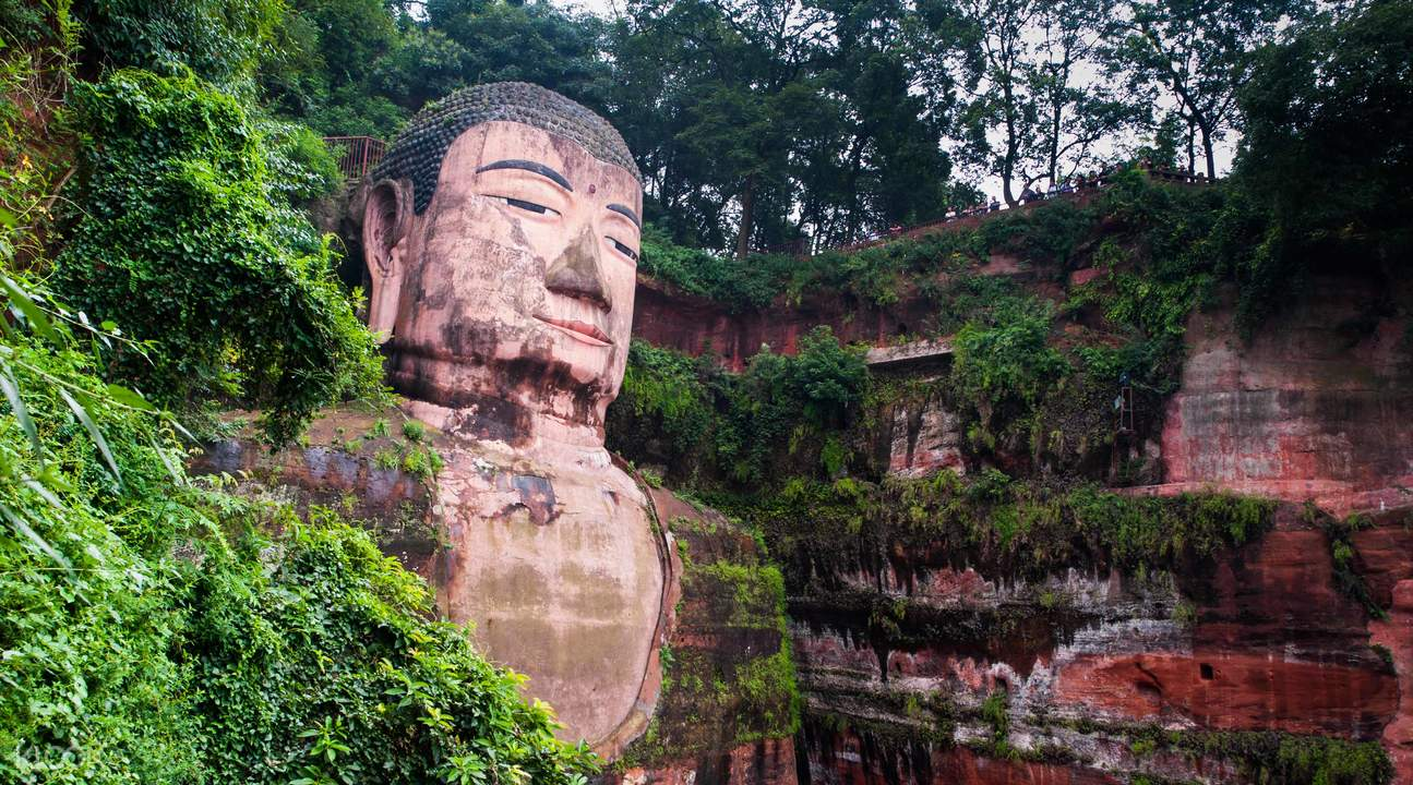 Chengdu Leshan Giant Buddha ticket