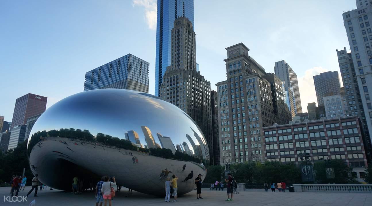 芝加哥景点