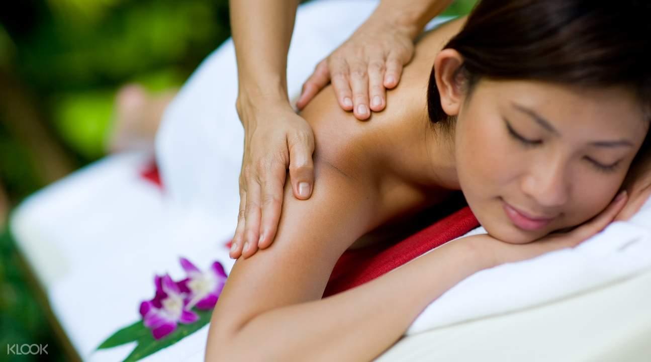 massage treatment serena spa singapore