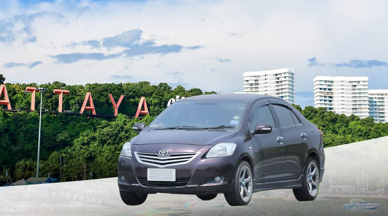Pattaya private car charter