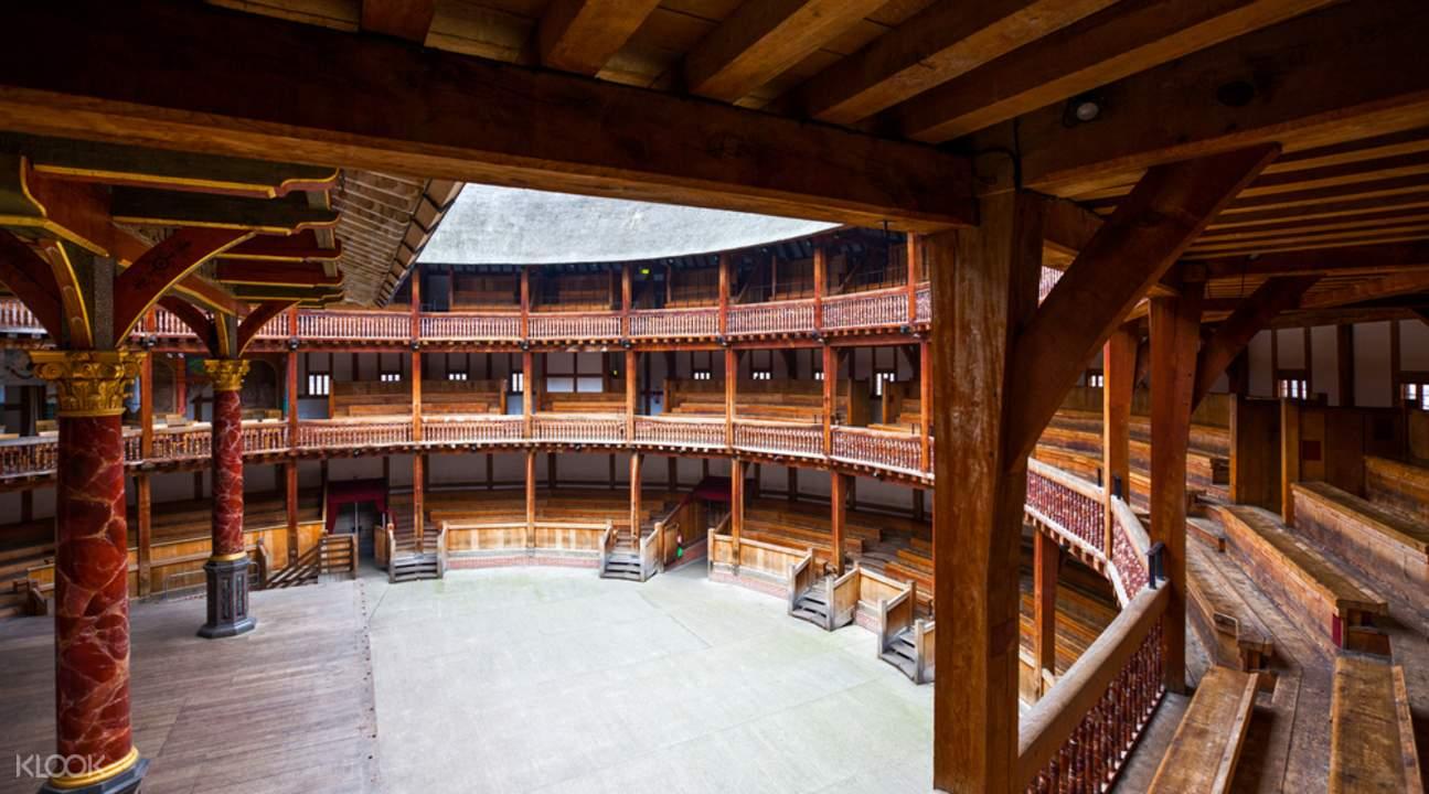 莎士比亚环球剧院门票
