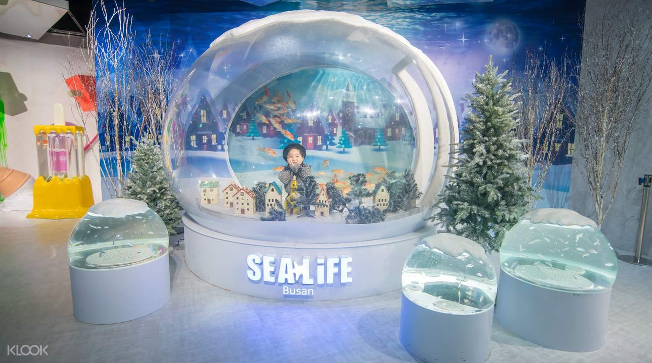 free vr promo sea life aquarium