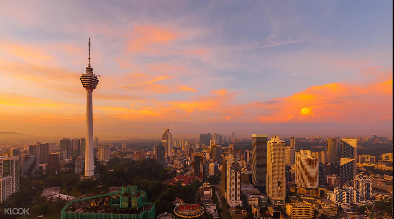 吉隆坡塔觀景台門票優惠