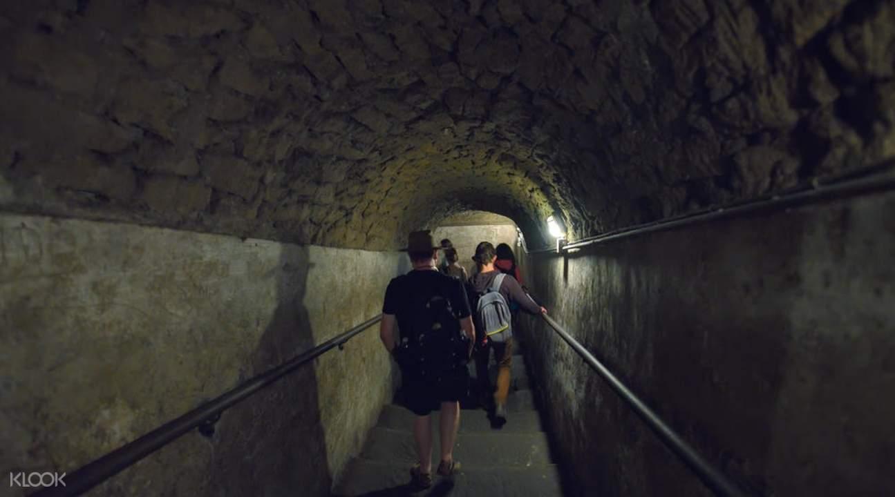 那不勒斯城市导览半日游 & 地下遗址观光