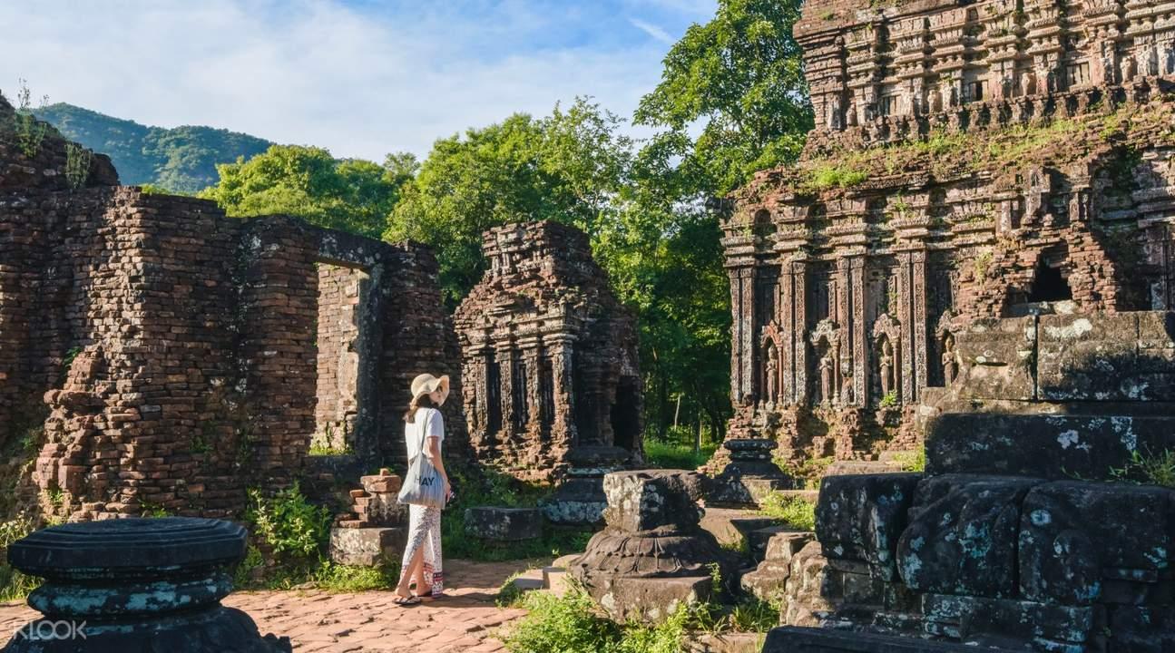 越南美山聖地半日遊