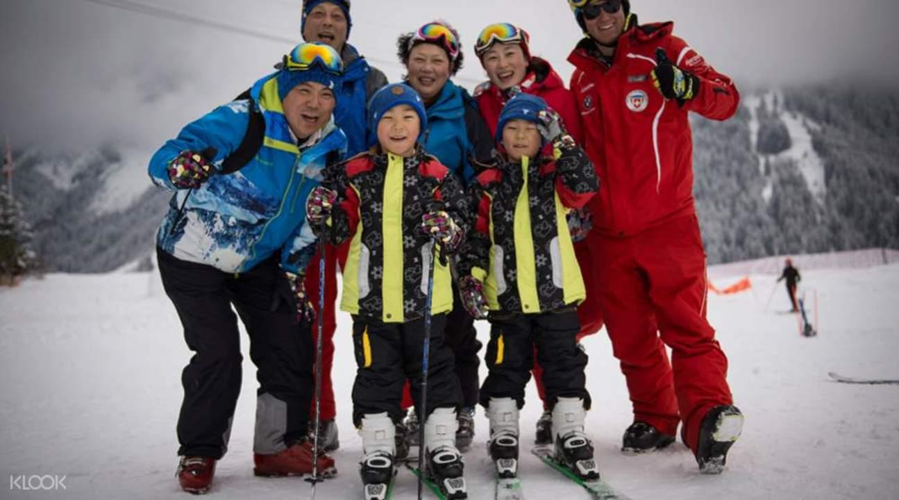 格林德瓦滑雪度假村