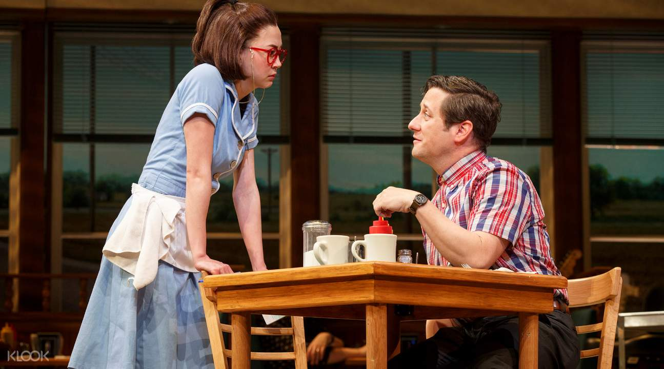waitress broadway musical