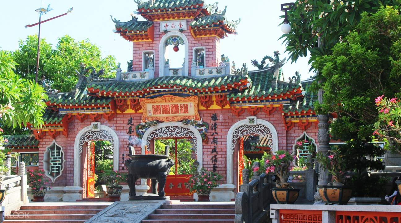 Phuc Kien Assembly Hall Hoi An