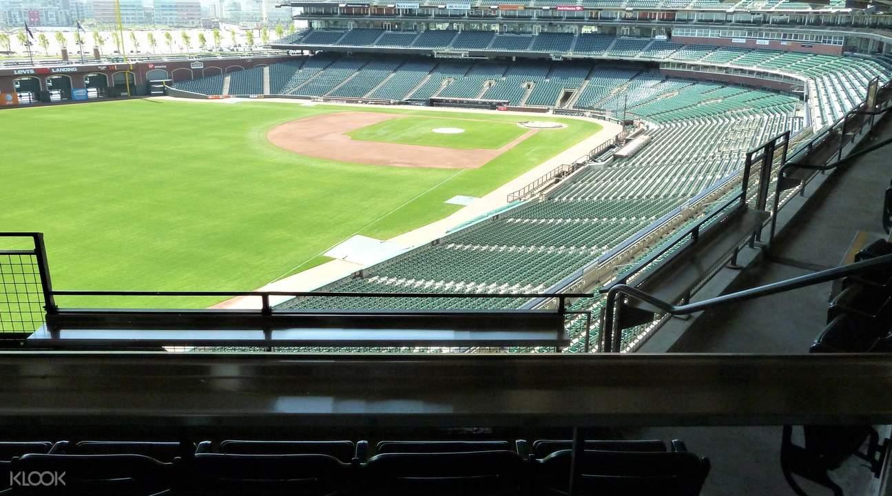 AT&T 棒球场媒体席