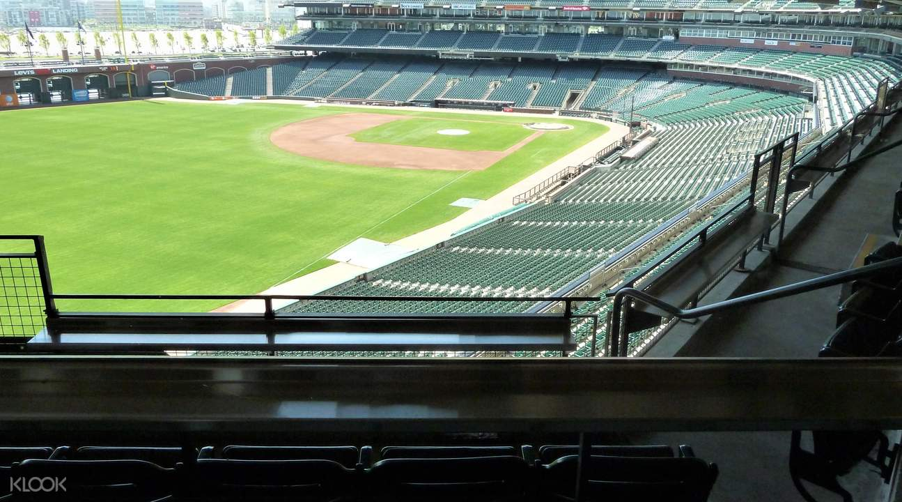 AT&T 棒球場媒體席