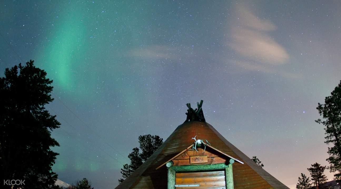 极光观测小屋