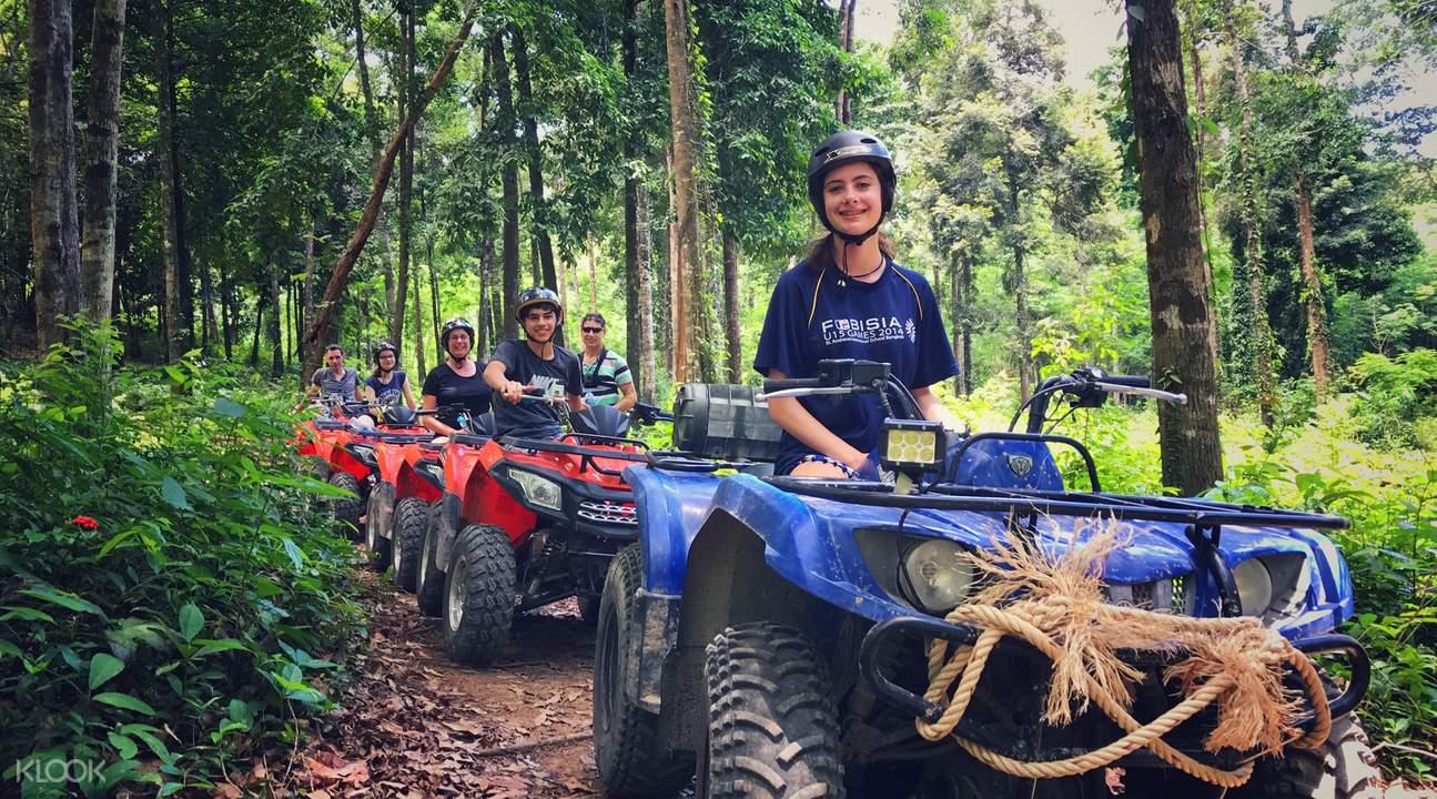 象岛Monster Adventure越野ATV驾驶体验