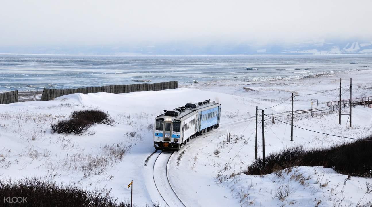 流冰物語列車