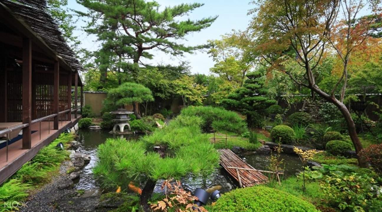 Garden Ryokan Nanzen-ji Yachiyo Restaurant, Kyoto - Klook