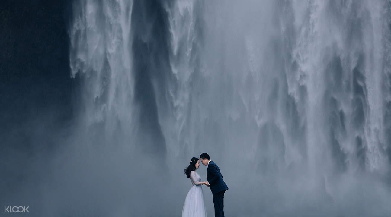 冰岛一日婚纱照旅拍