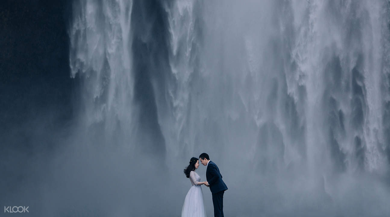 One Day Iceland Wedding Photoshoot