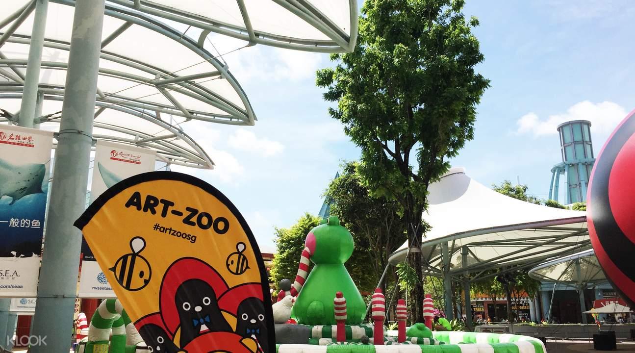 Art-Zoo Singapore