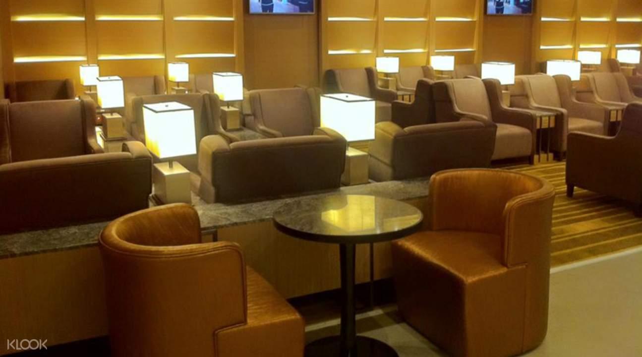 宿雾国际机场贵宾室 - 环亚机场贵宾室