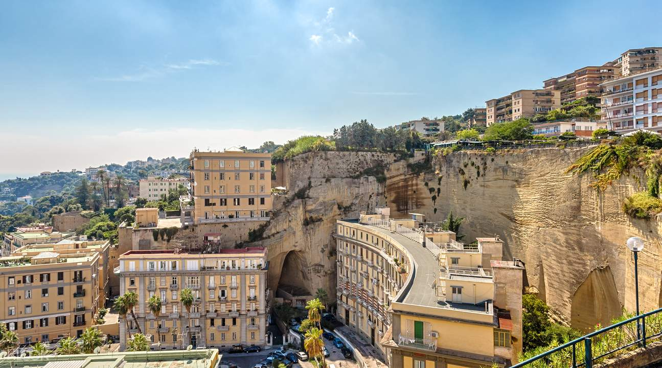 Excursions from Rome to South Italy
