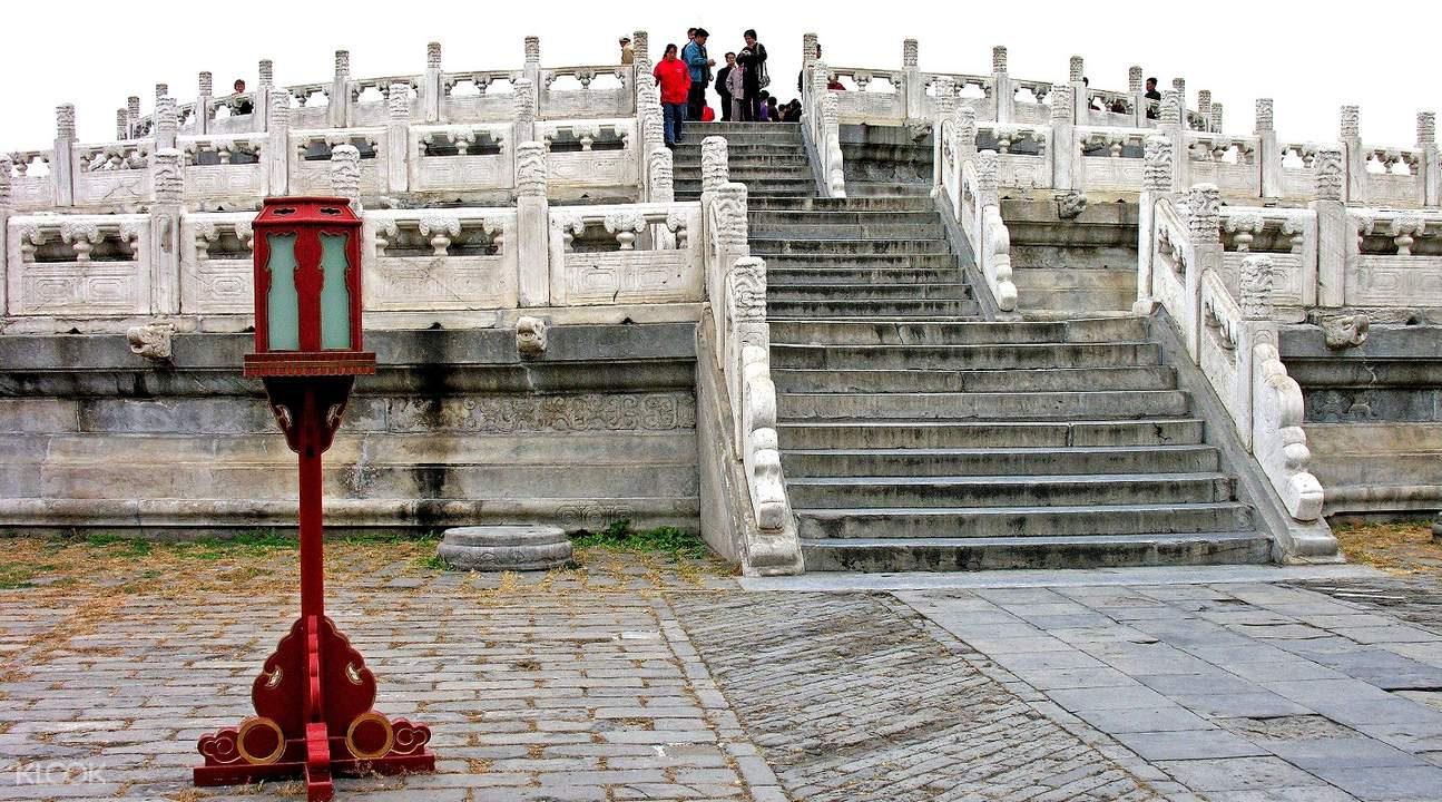 temple of heaven beijing ticket
