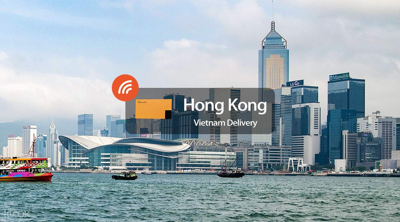 4G WiFi (Vietnam Delivery) for Hong Kong