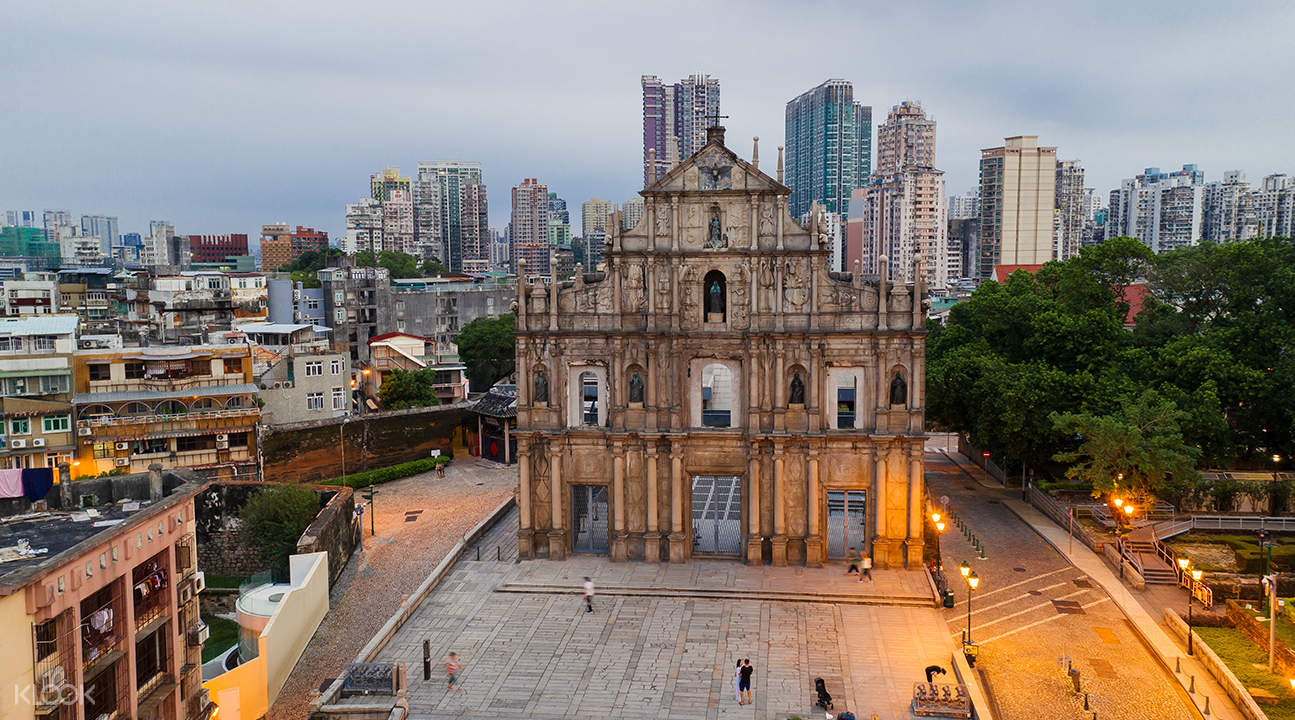 Hong Kong Excursion Macau