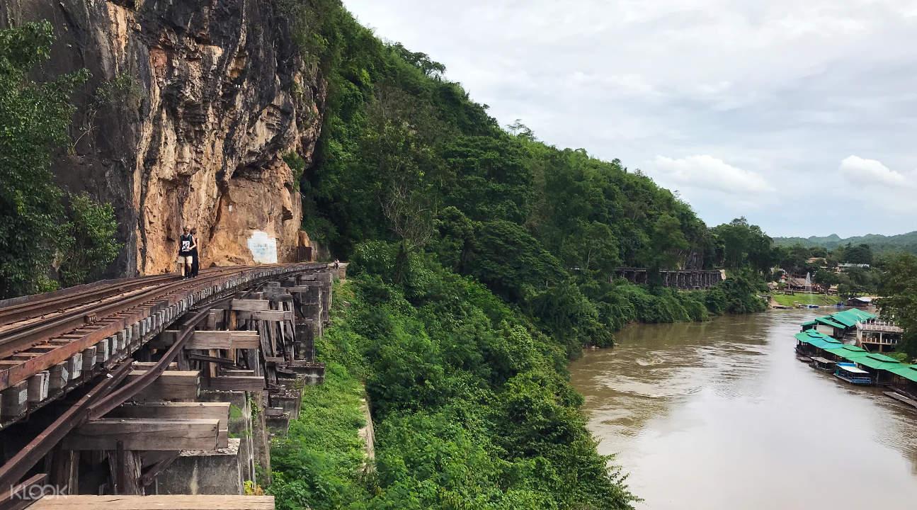 death railway kanchanaburi full day tour from bangkok ak travel