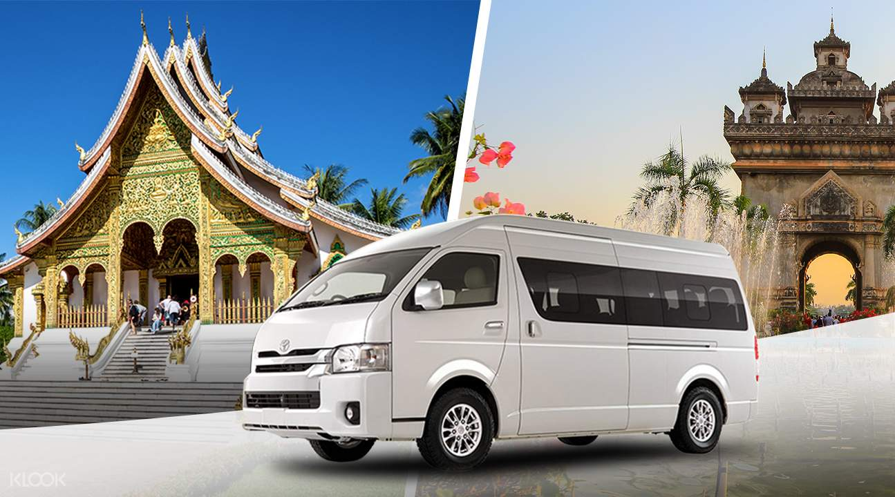 Join In City Transfers between Vientiane and Luang Prabang