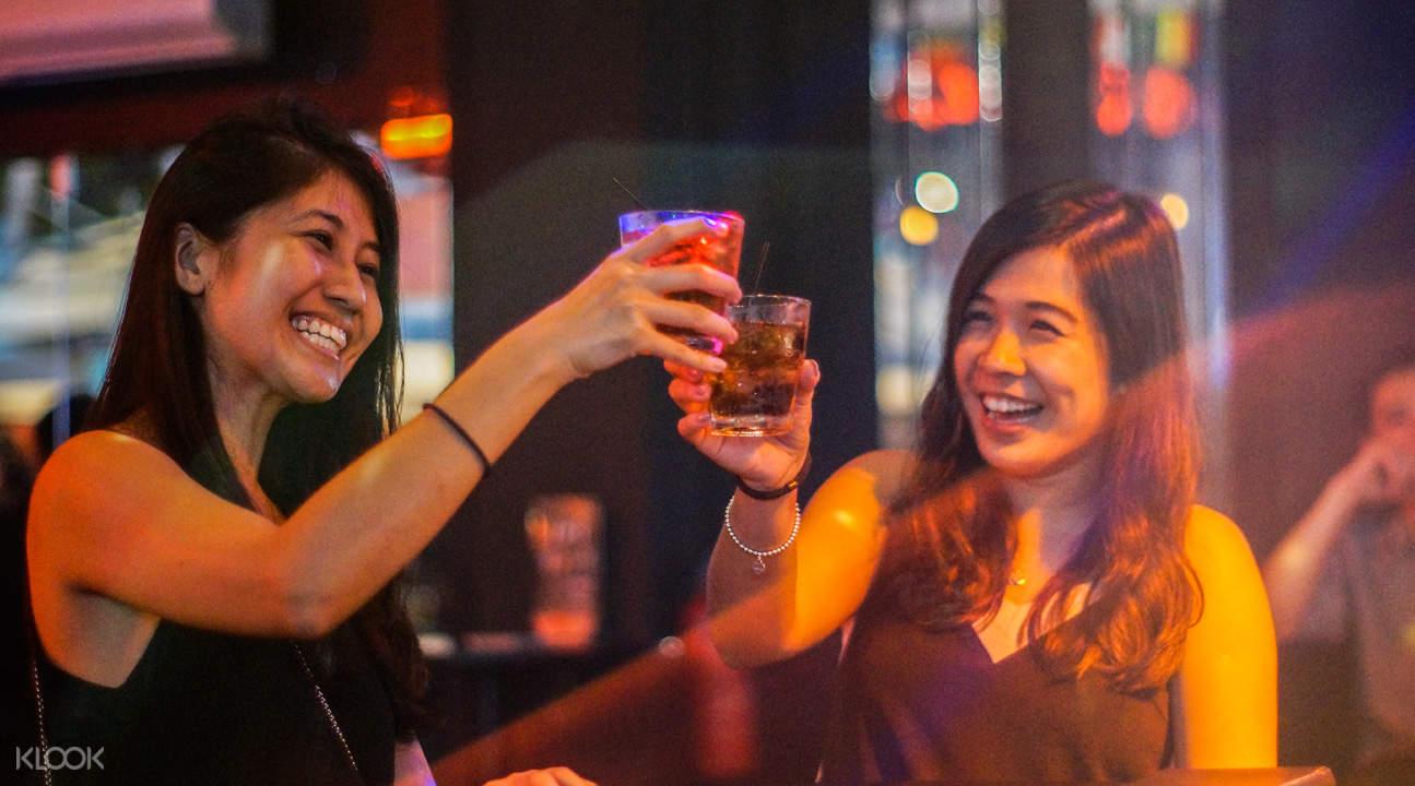 Le Noir 克拉碼頭新加坡雞尾酒