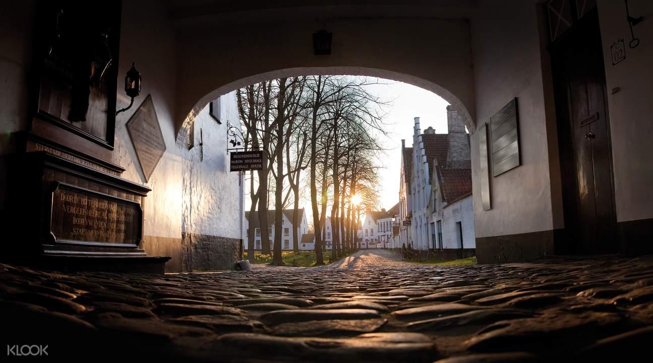 Bruges travel