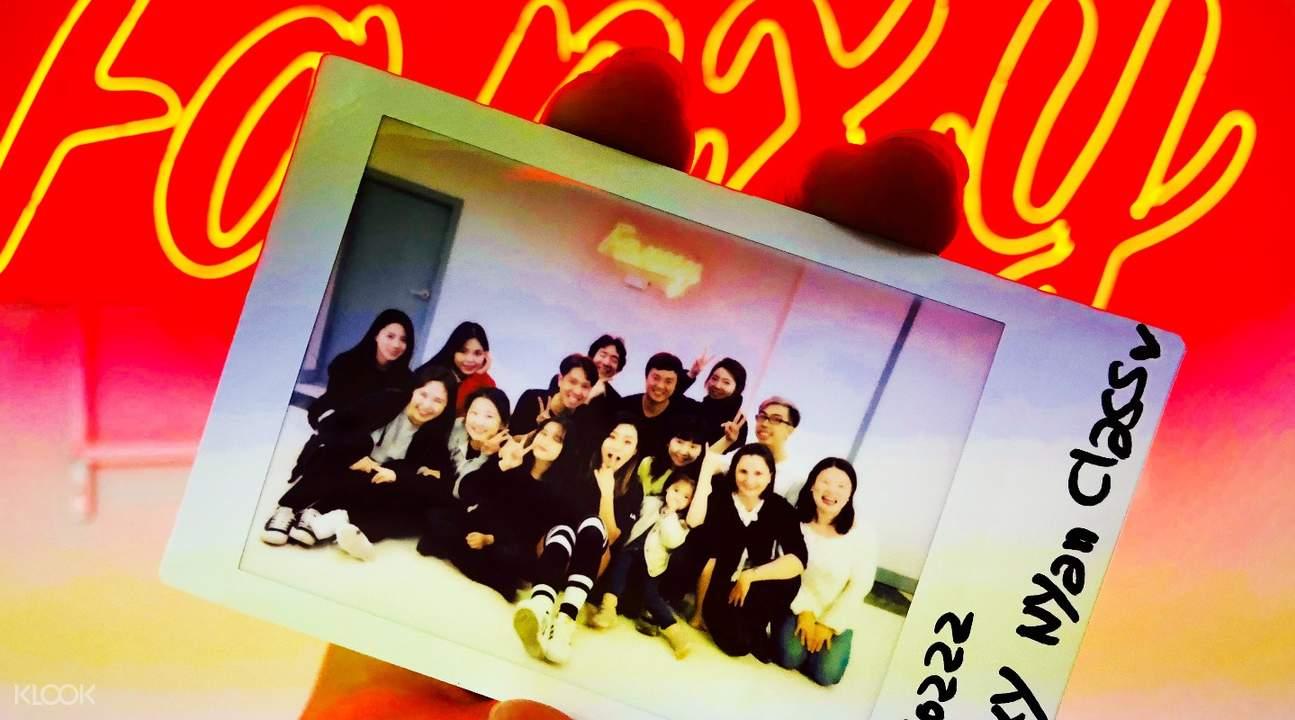 k-pop beginner dance class