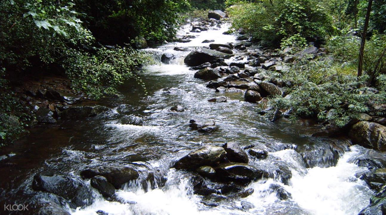 pala u waterfall directions
