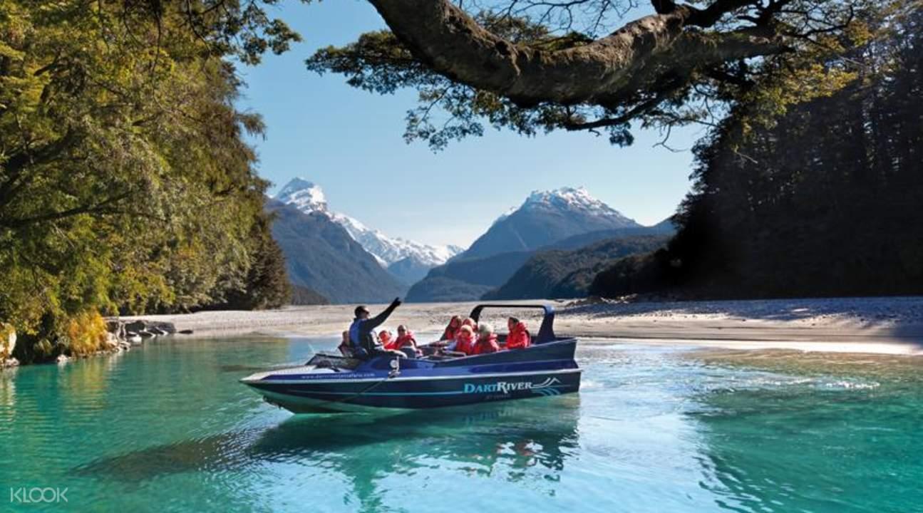 jet boat tours Queenstown