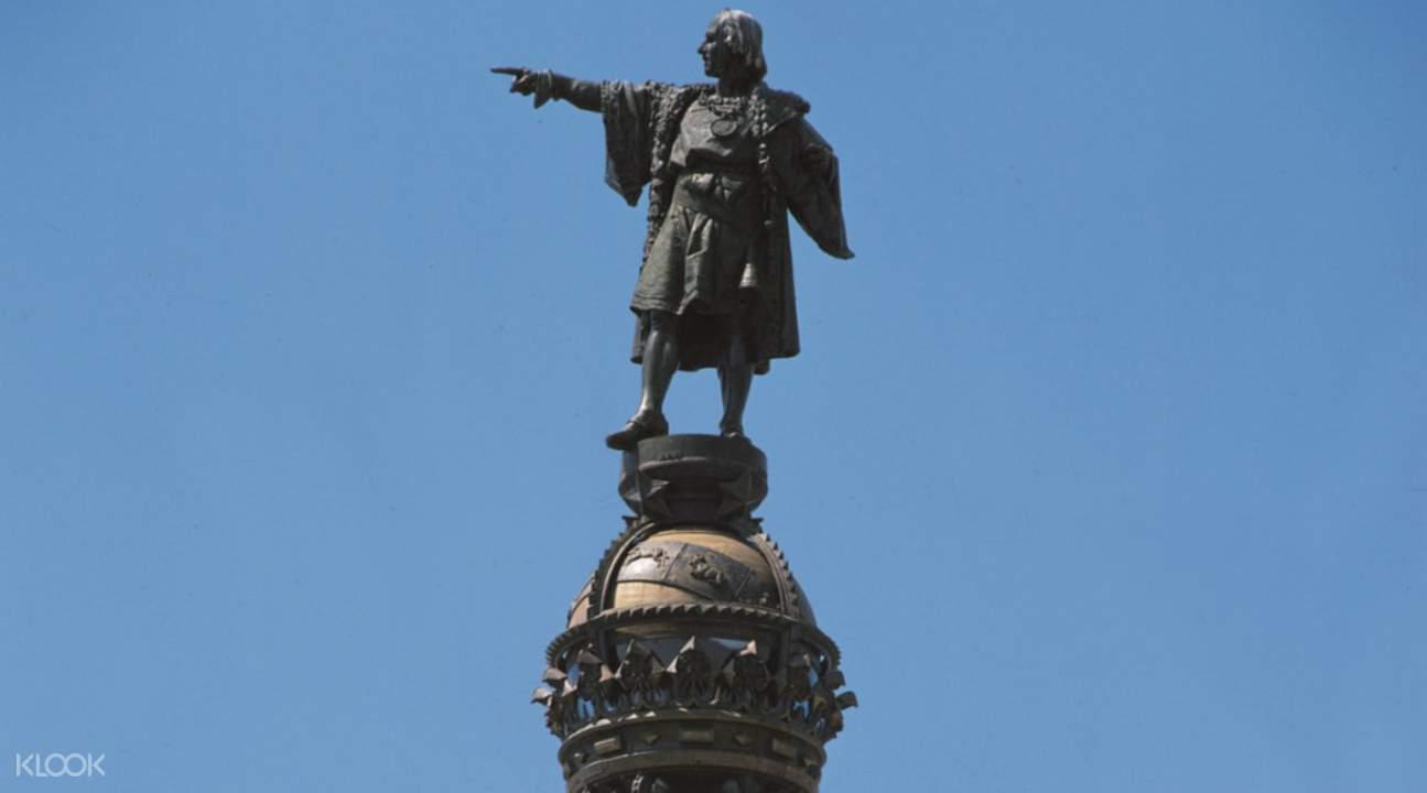 哥倫布紀念碑門票&品酒