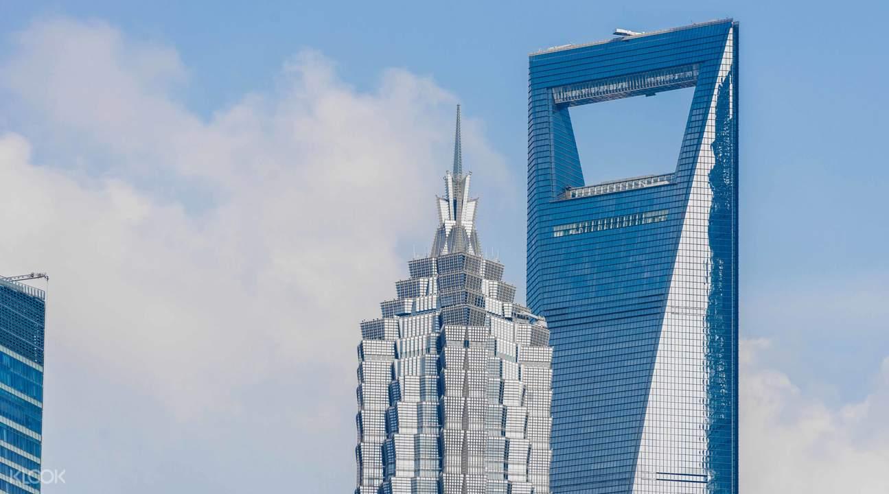 上海環球金融中心觀光廳門票