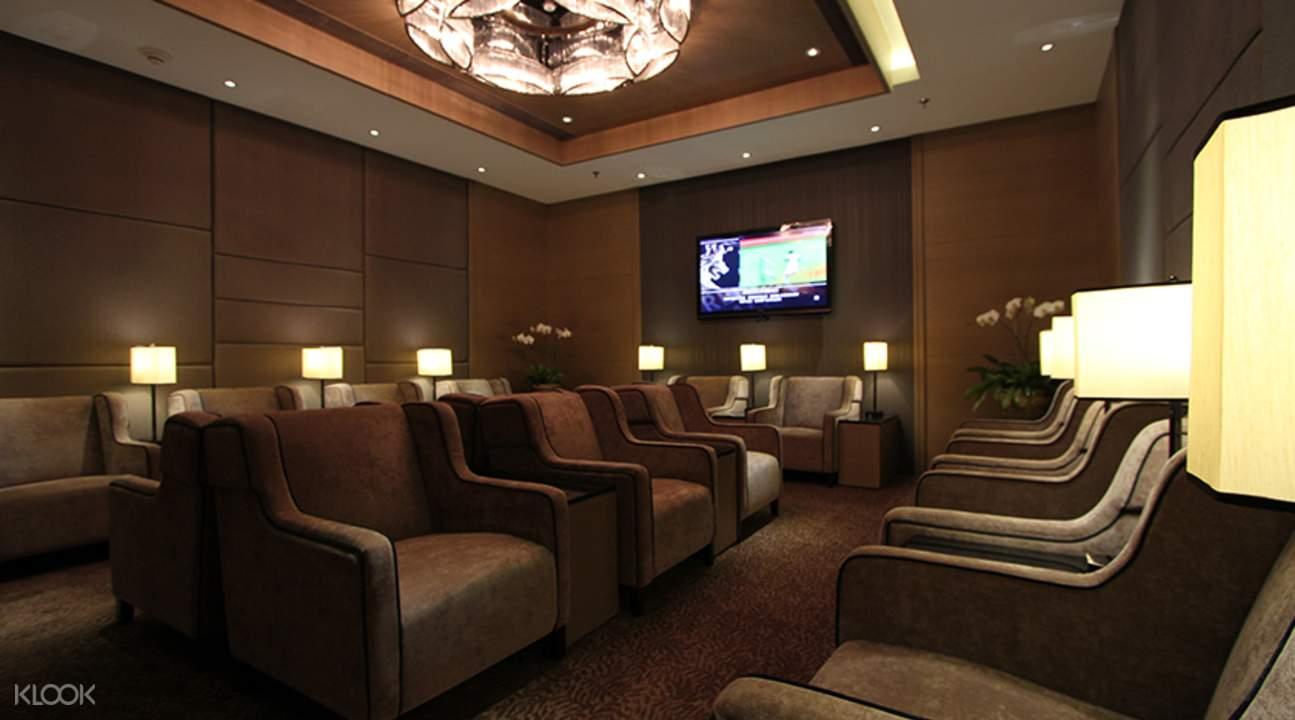 Kuala Lumpur International Airport Lounge Service