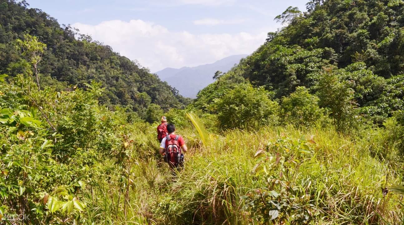 菲律宾大拉滕山
