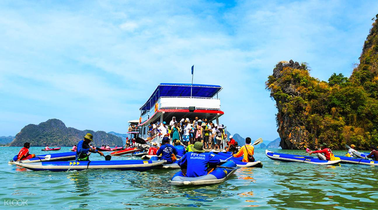 phang nag bay sunset tour