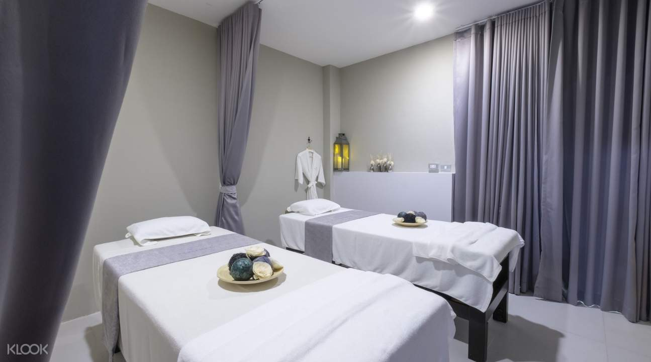 Pasithea Ultimate Relaxation Spa in Bangkok