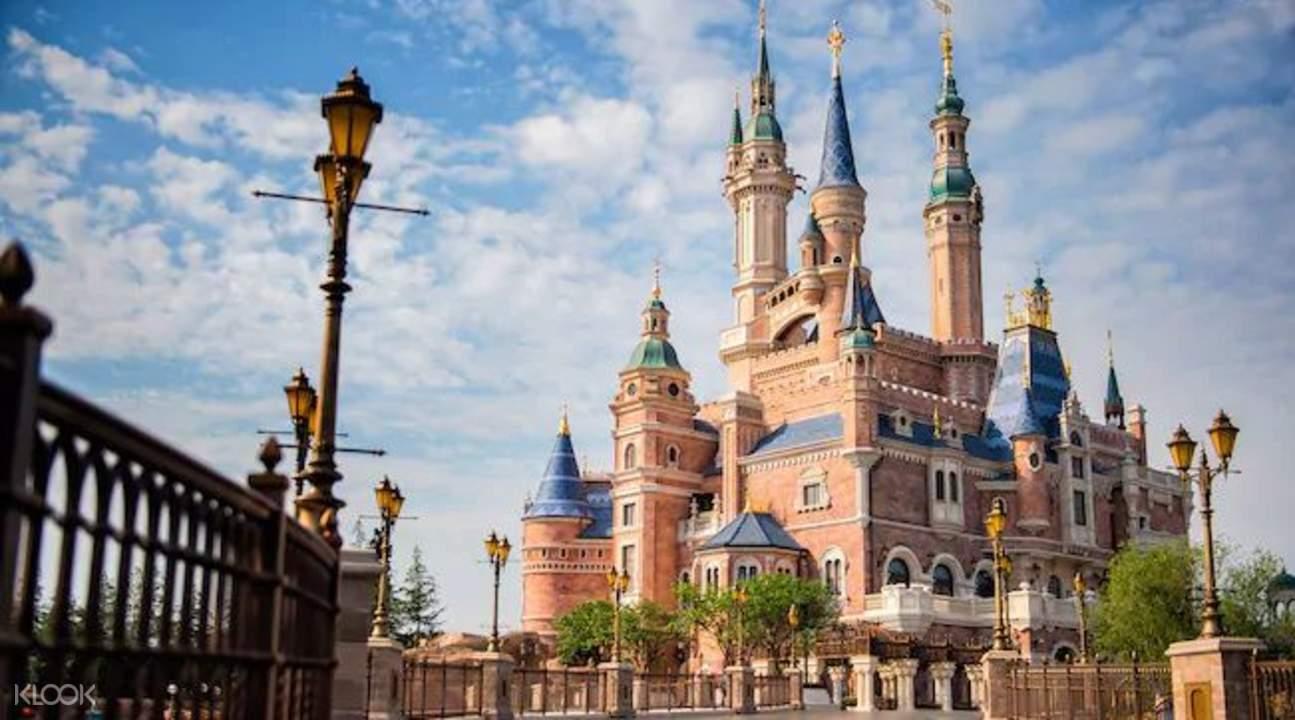 40% Off Shanghai Disneyland Tickets - Family Combo Flash